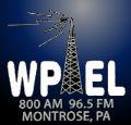 WPEL logo
